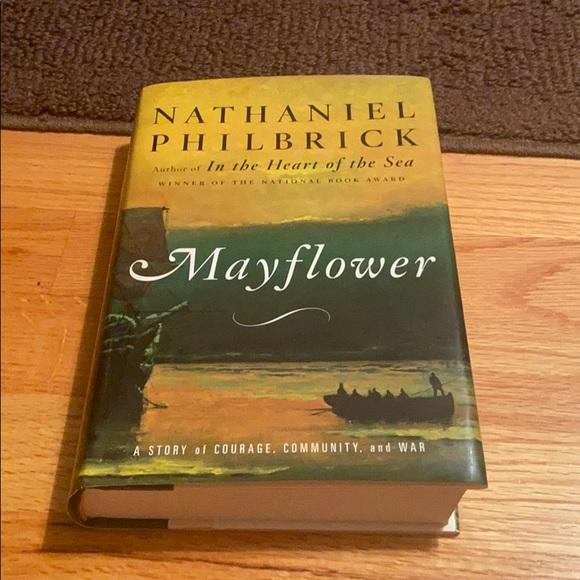 """🧡 """"Mayflower"""" by Nathaniel Philbrick"""